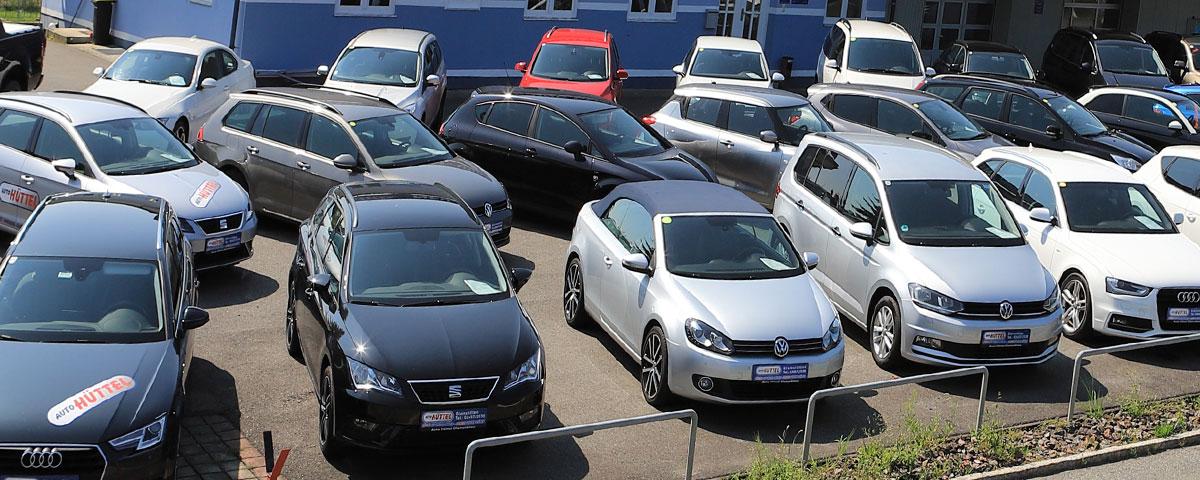 autos-parkplatz